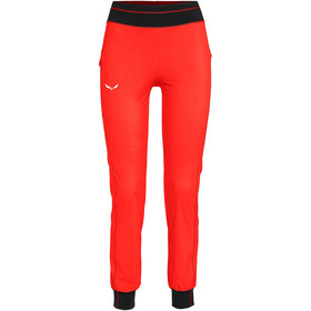 SALEWA Puez Train Trek Dry Pants Women, fluo coral